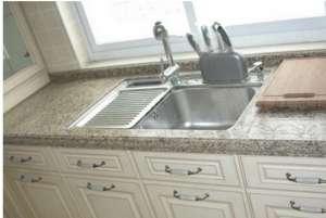 什么样的材质适合橱柜台面使用?石嘴山